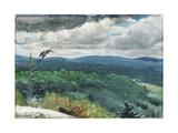 Hilly Landscape  1894