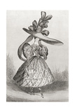 Ladies Fashion in 1828