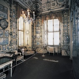 Porcelain Room in Schonbrunn Castle (Unesco World Heritage List