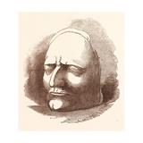 Posthumous Mask of Sir Isaac Newton