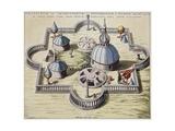 Stelleburgum Sive Observatorium Subterraeum