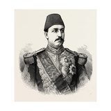 The Khedive Tawfeek Egypt