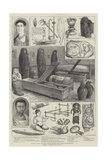 Egyptian  Greek  and Roman Antiquities Discovered by Mr Flinders Petrie