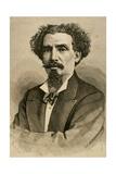 Francisco Linares Alcantara (1825-1878) President of Venezuela 1878-1879  1877