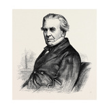 CB Vignoles  FRS  President of the Institution of Civil Engineers   1870