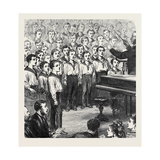 Concert of Boys in the Mars Training Ship Dundee for the Widow and Children of the Mate of the Nort