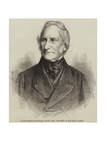 Major-General Sir Edward Sabine  Baronet  President of the Royal Society