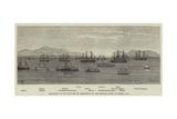 Reception of the Duchess of Edinburgh by the British Fleet at Besika Bay