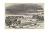 Curling Match Between the Earl of Mansfield and the Earl of Eglington  on Airthrie Loch
