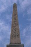 Low Angle View of an Obelisk  Obelisk of Luxor  Place De La Concorde  Paris  France