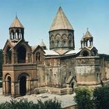 Etchmiadzin Cathedral (Unesco World Heritage List  2000)  Etchmiadzin  Armenia