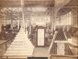 Liberia Soap and Coffee Display  Agricultural Hall  Philadelphia Centennial Exhibition  1876