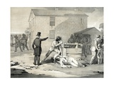 Martyrdom of Joseph and Hyrum Smith in Carthage Jail  June 27th 1844  1851