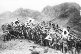Japanese Soldiers in China  During the Second Sino-Japanese War  1937-45