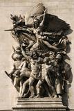 France Paris Triumphal Arch Depart of 1792 La Marseillaise Personified on the Arc De Triomphe