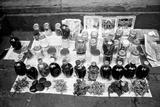 Ayurveda Herbs and Medicines Pavement Shop  Mumbai  Maharashtra  India  1978
