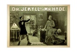 Dr Jekyll and Mr Hyde  Pub 1880s