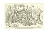 Henry  Proclaimed Regent of France  Entered Paris in Triumph