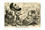 The Great Union Prize Fight  1861