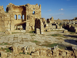 Syria Resafa Know in Roman Times as Sergiopolis and Briefly as Anastasiopolis Archaeological Sit