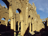 Syria Resafa Archaeological Site Basilica of Saint Sergius 5th Century Byzantine Period