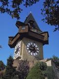 Clock Tower  1560  Graz (Unesco World Heritage List 1999)  Austria  16th Century