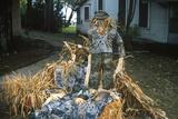 Duck Decoys  Scarecrow  Wings over the Prairie Festival  Stuttgart  Arkansas