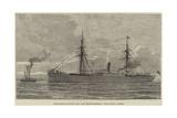 Troop-Ships for the Zulu War Reinforcements  the Dublin Castle