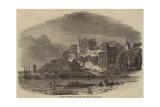Chateau D'Amboise  on the Loire  the Prison of Abd-El-Kader