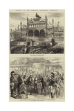 Opening of the American Centennial Exhibition