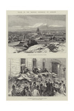 Death of the Emperor Frederick of Germany
