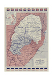 The Graphic Map of the Boer Republics