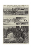Yellowstone Park Illustrated  I