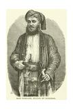 Said Bargash  Sultan of Zanzibar