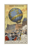 First Balloon Flight Carrying Living Creatures  Versailles  1783