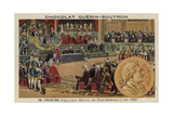 Meeting of the French Estates General  5 May 1789