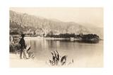 The Beach  Beaulieu Sur Mer  1905