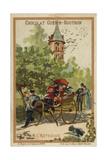 Ostrich Cart