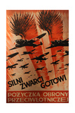 Oskar Schlinder Museum  Polish Propaganda Poster  1939  Krakow