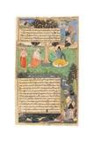 Raja Drupada Begs Shiva to Grant Him a Boon  1616