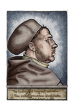 Martin Luther  (1483-1546)  German Reformer  Portrait