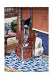 Portrait of Prince Ardshir Mirza  C1852-3