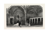 Dungeon of Vincennes: Hall of Cardinals 1855