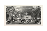 Palace of Versailles  Louis XIV the Lounge 1855