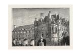 Chenonceaux  Chateau De Chenonceau  France  1871