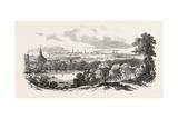 Copenhagen  from Fredericksburg  Denmark  1851