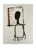 Sans titre Giclée premium par Jean-Michel Basquiat