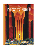 The New Yorker Cover - August 3  2015