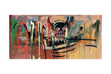 Untitled (Devil) Giclée par Jean-Michel Basquiat
