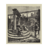 Carthusian Convent at Rome